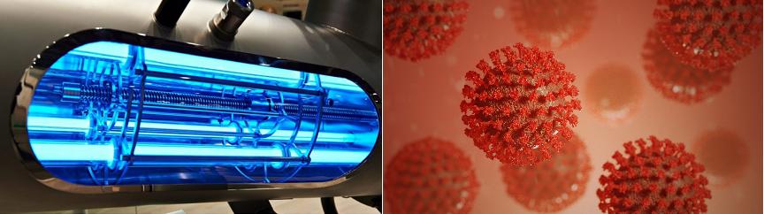 抗ウィルス対策で注目!UV領域対応小型分光器 GL SPECTIS 5.0 Touch