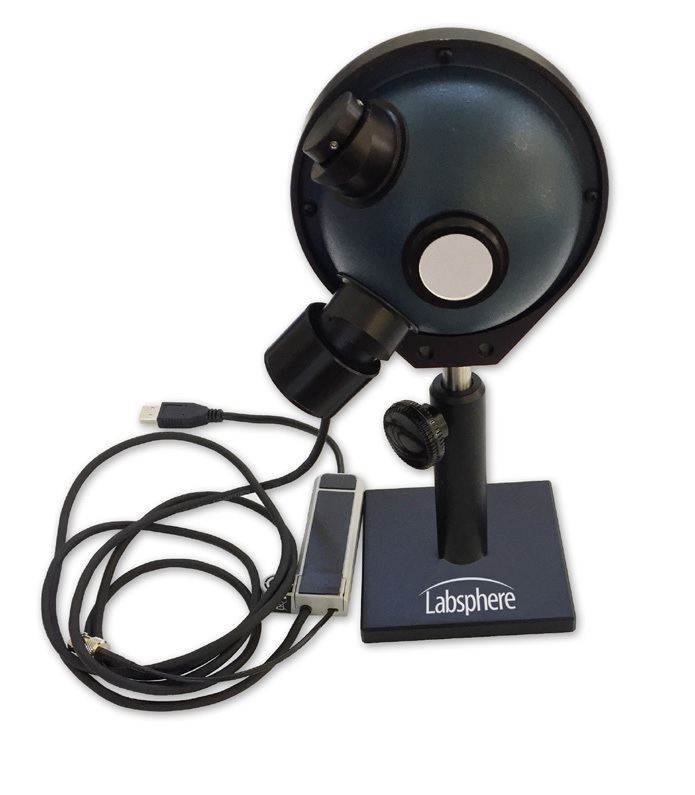 LPMSシリーズ レーザ/LEDパワーメータ スペクトラロンタイプ