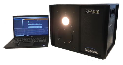 Labsphere社製 Spectra-PT デモ機導入